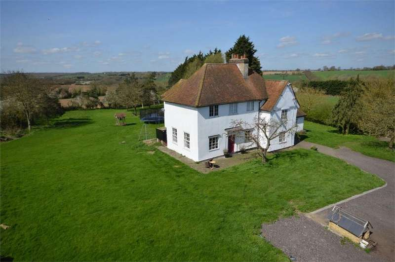 5 Bedrooms Detached House for sale in Murthering Lane, Stapleford Abbotts, Romford