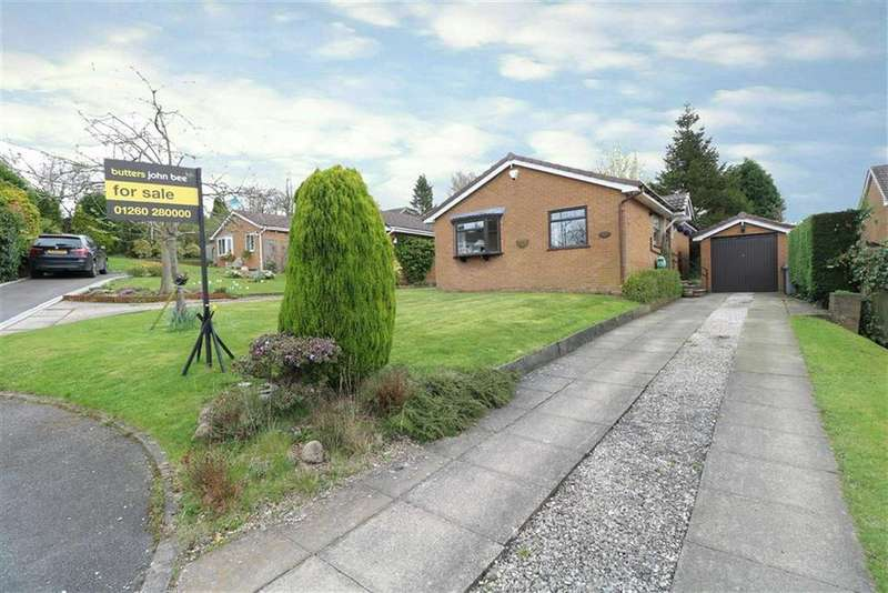 2 Bedrooms Detached Bungalow for sale in Thames Close, Congleton