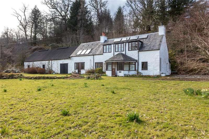 3 Bedrooms Detached House for sale in Kenmore House, Inveraray, Argyll, PA32