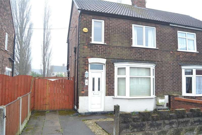 3 Bedrooms Semi Detached House for sale in Cromwell Avenue, Scunthorpe, North Lincolnshire, DN16