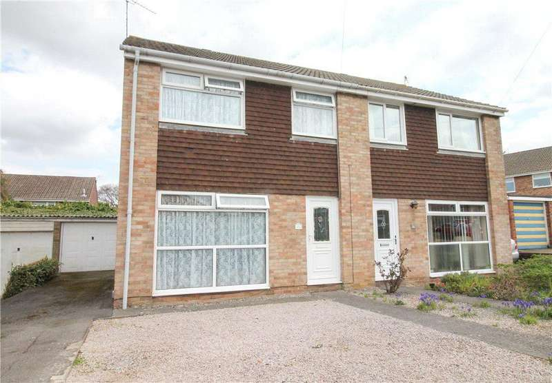 3 Bedrooms Semi Detached House for sale in Nailsea, North Somerset, BS48