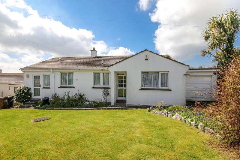 2 Bedrooms Detached Bungalow for sale in Scotts Close, Churchstow, Kingsbridge, Devon, TQ7