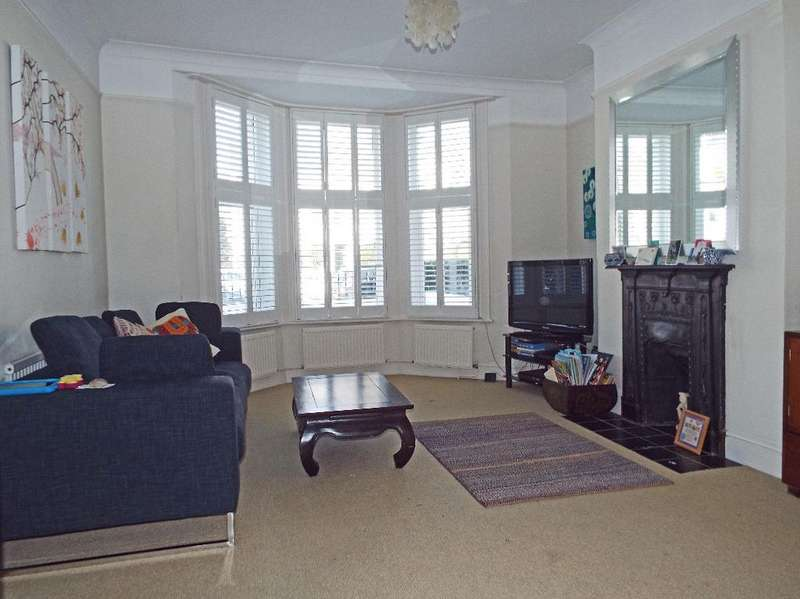 4 Bedrooms Terraced House for sale in Westbourne Gardens Hove East Sussex BN3