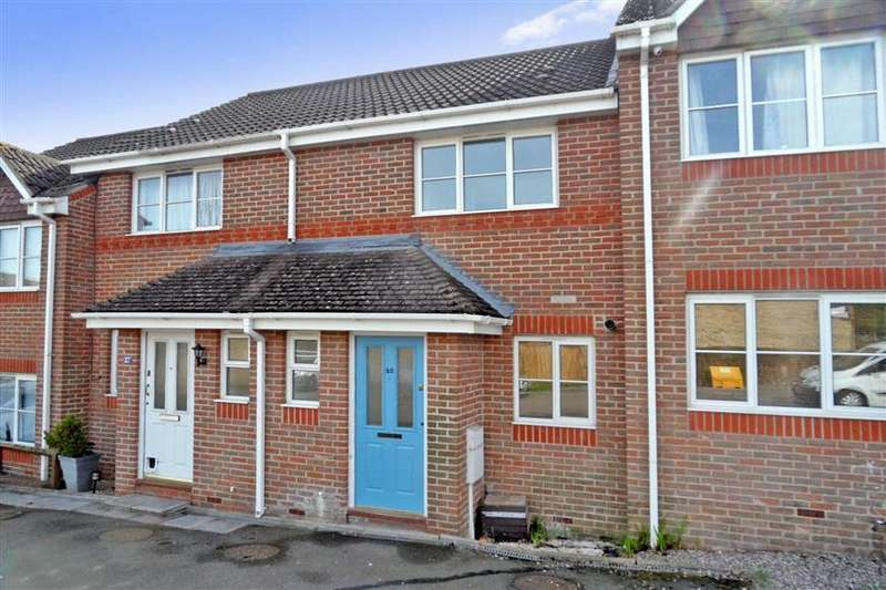 2 Bedrooms Terraced House for sale in Broadlands, Sturry, Canterbury, Kent