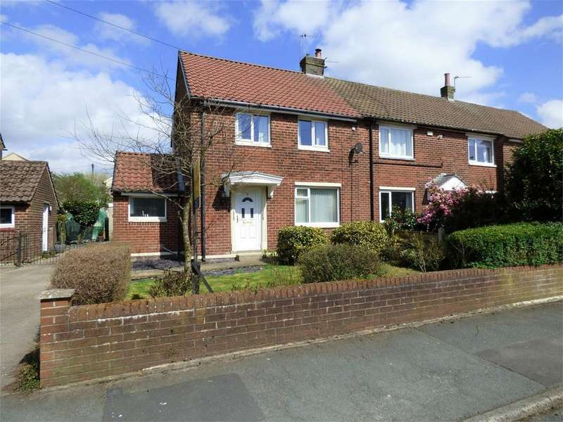 2 Bedrooms Semi Detached House for rent in Coronation Avenue, BLACKBURN, Lancashire