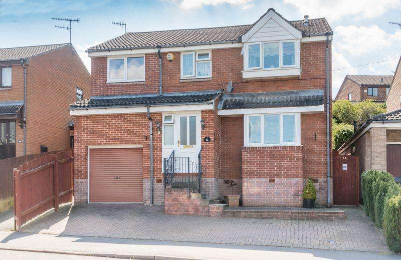 5 Bedrooms Detached House for sale in Little Matlock Gardens Stannington, S6 6FW- Four/Five Bedroom Detached Home