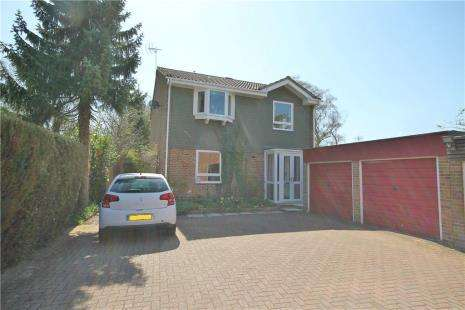 4 Bedrooms Detached House for sale in Royal Drive, Epsom