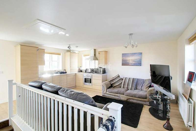 1 Bedroom Flat for sale in Ashby Grove, Loughborough