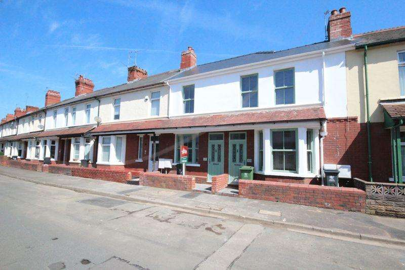 2 Bedrooms Terraced House for sale in Hazelhurst Road, Cardiff