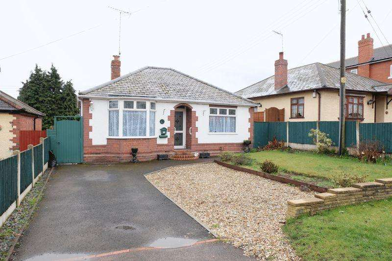 2 Bedrooms Detached Bungalow for sale in Franche Road, Wolverley DY11 5TP