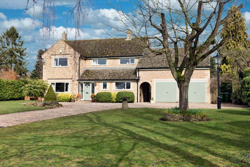 5 Bedrooms Detached House for sale in Westmancote