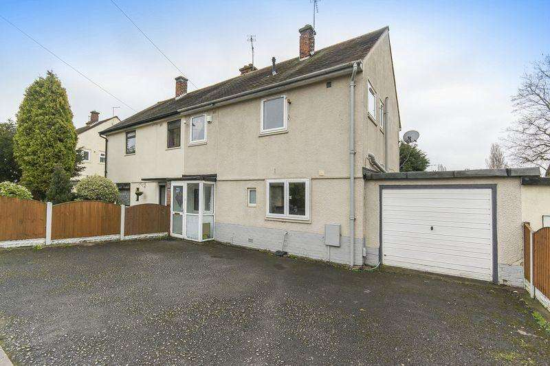 3 Bedrooms Semi Detached House for sale in WORCESTER CRESCENT, CHADDESDEN