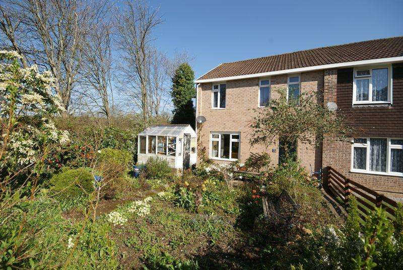 4 Bedrooms End Of Terrace House for sale in Tredanek Close, Bodmin
