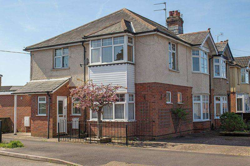 2 Bedrooms Maisonette Flat for sale in Eling