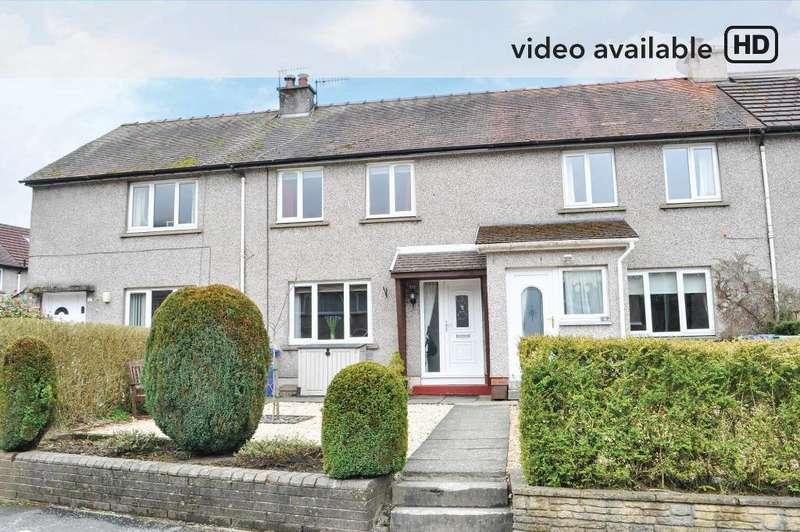 2 Bedrooms Terraced House for sale in Dumbrock Crescent, Strathblane, Stirlingshire, G63 9DL