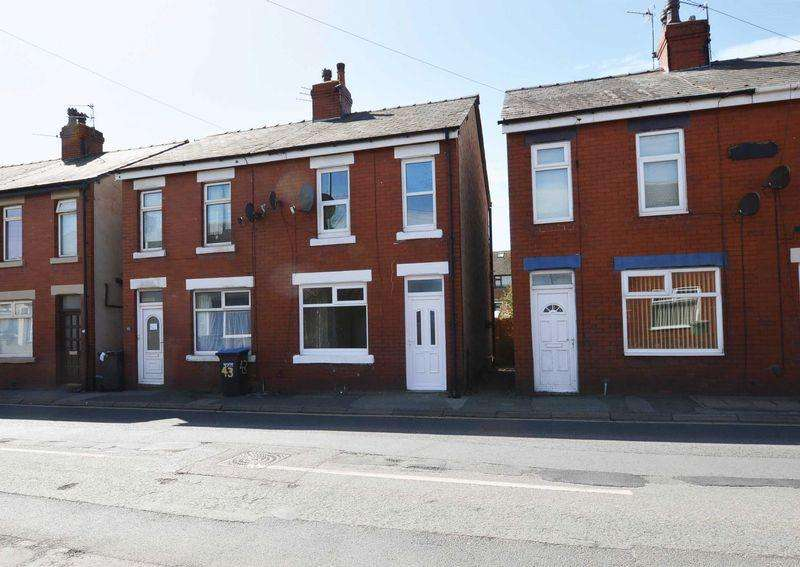 2 Bedrooms Semi Detached House for sale in Trunnah Road, Thornton-Cleveleys
