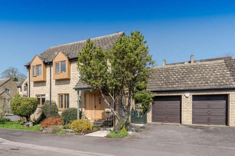 3 Bedrooms Detached House for sale in Sandford Leaze, Avening