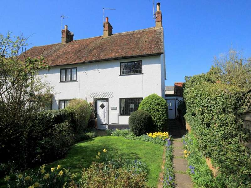2 Bedrooms Cottage House for sale in High Street, Tingrith, MK17
