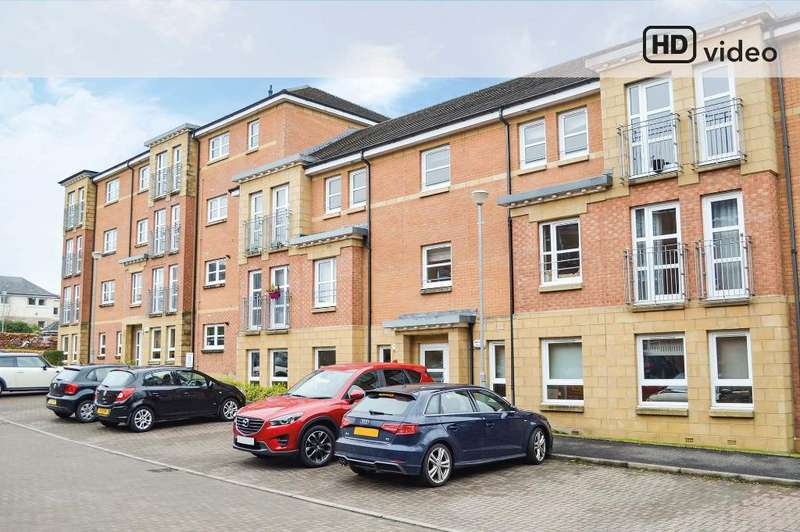 2 Bedrooms Flat for sale in St Helens Gardens, Flat 0/1, Langside, Glasgow, G41 3DG