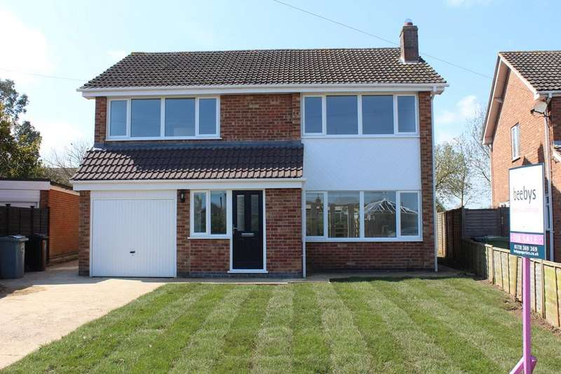 4 Bedrooms Detached House for sale in Elizabeth Way, Thurlby, PE10