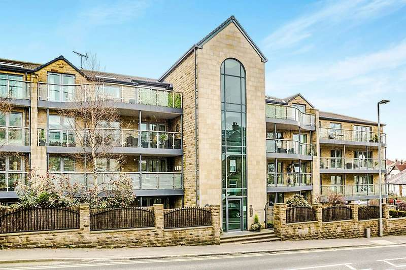 2 Bedrooms Flat for sale in Somerset Road, Almondbury, Huddersfield, HD5