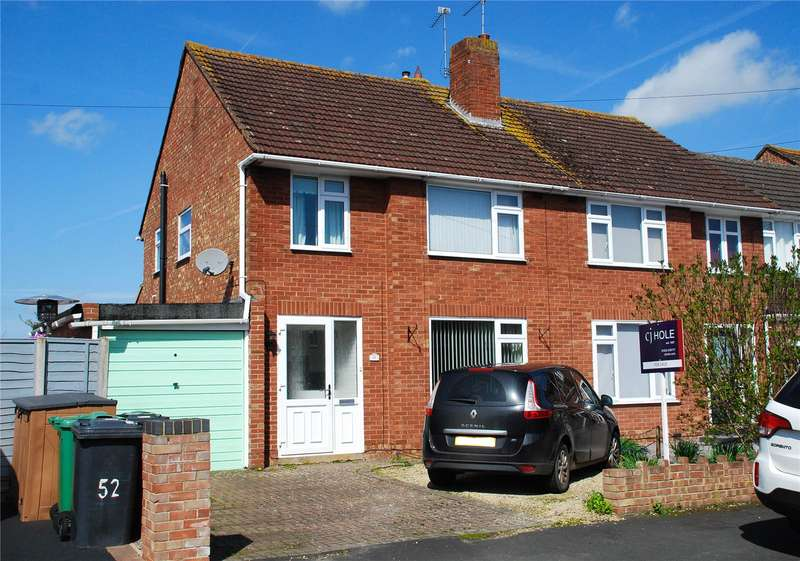 3 Bedrooms Semi Detached House for sale in Lynton Road Hucclecote Gloucester GL3