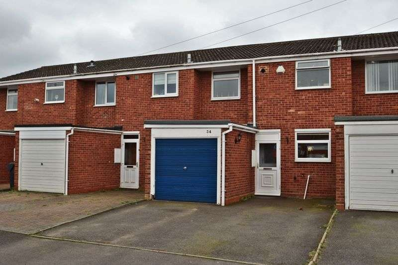 2 Bedrooms Property for sale in Larchmere Drive, Bromsgrove