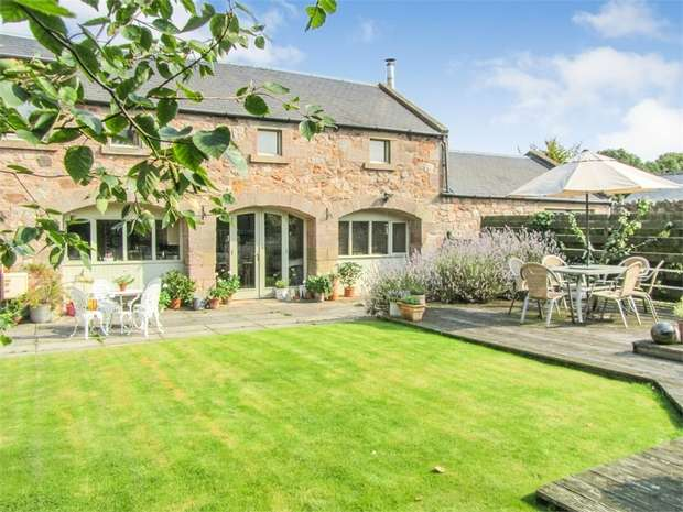 5 Bedrooms Semi Detached House for sale in Berwick-upon-Tweed, Berwick-upon-Tweed, Northumberland