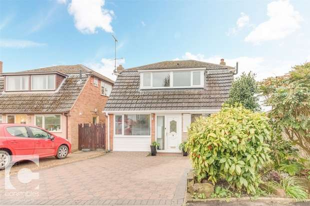 3 Bedrooms Detached House for sale in West Vale, Neston, Cheshire