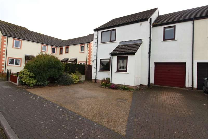 4 Bedrooms Semi Detached House for sale in CA11 9BE Norfolk Place, Penrith, Cumbria