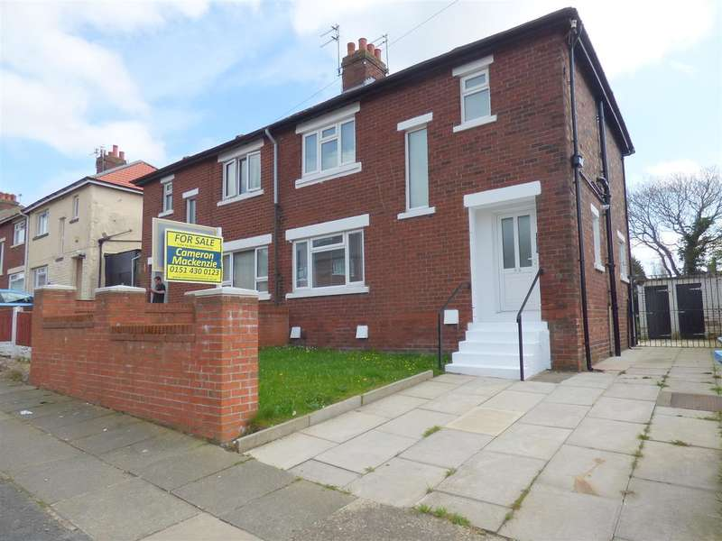 3 Bedrooms Semi Detached House for sale in Lansbury Road, Huyton, Liverpool