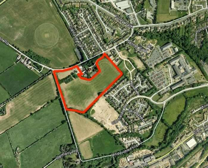 Land Commercial for sale in Residential Development Land, Glenover Fields, Scarrowscant Lane, Haverfordwest