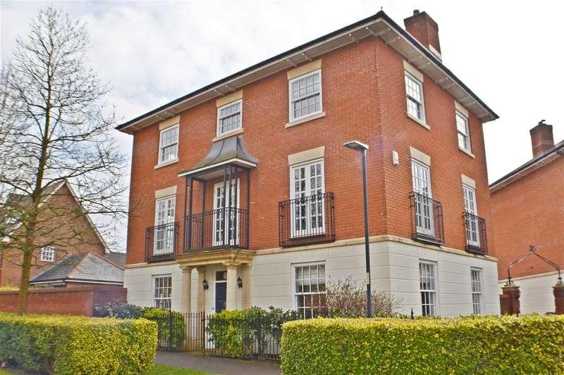 5 Bedrooms Detached House for sale in Winwick Park Avenue, Winwick, Warrington
