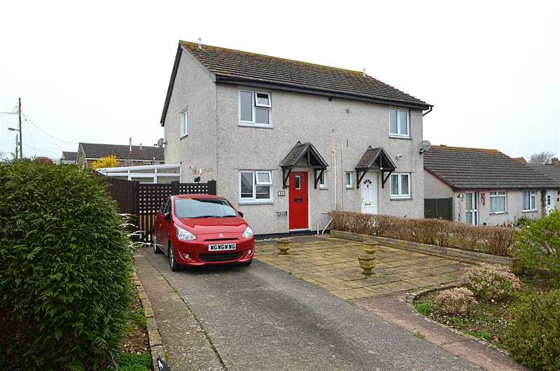 3 Bedrooms Semi Detached House for sale in Firbank Road, Dawlish