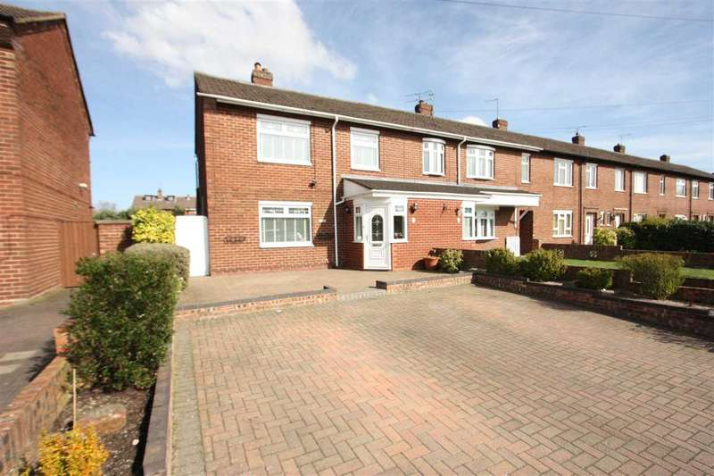 3 Bedrooms End Of Terrace House for sale in Overpool Road, Ellesmere Port