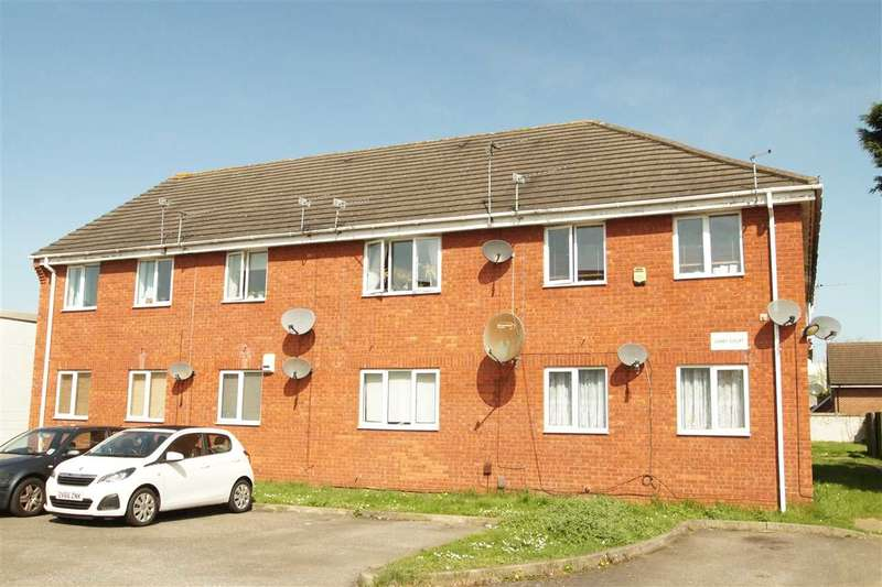 1 Bedroom Apartment Flat for sale in Lundy Court, Cippenham