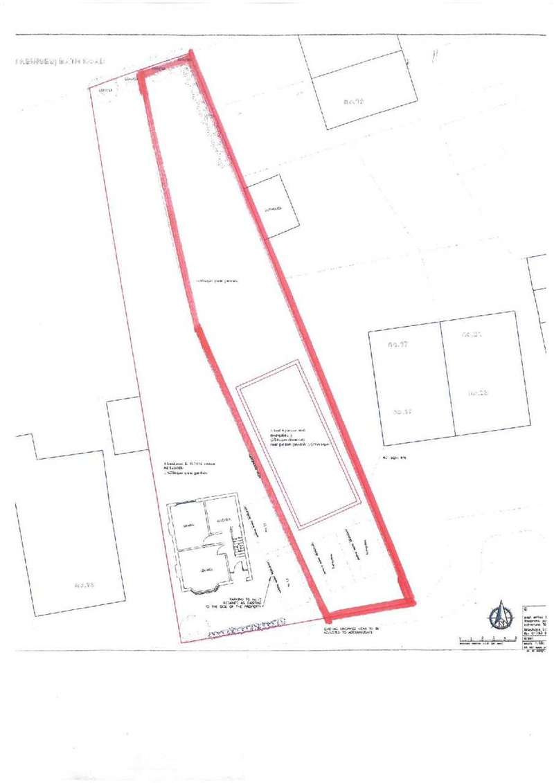 Land Commercial for sale in Masons Road, Cippenham