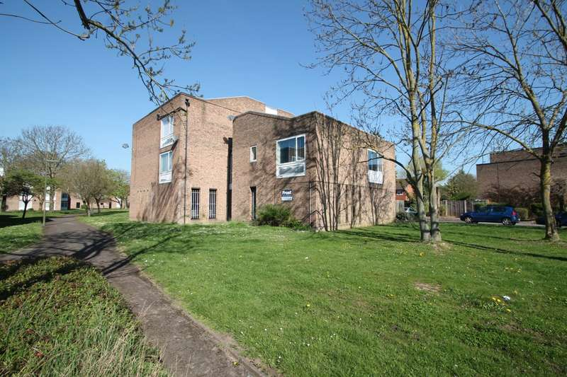 1 Bedroom Studio Flat for sale in Shackleton Court, Whitley Close, Stanwell, TW19