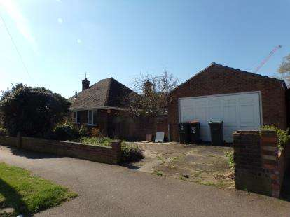 3 Bedrooms Bungalow for sale in The Ridgeway, Putnoe, Bedford, Bedfordshire