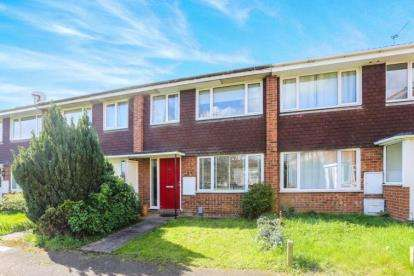 3 Bedrooms Terraced House for sale in Primrose Close, Flitwick, Bedford, Bedfordshire