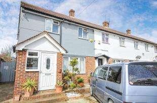 2 Bedrooms End Of Terrace House for sale in Laburnham Avenue, Swanley, Kent