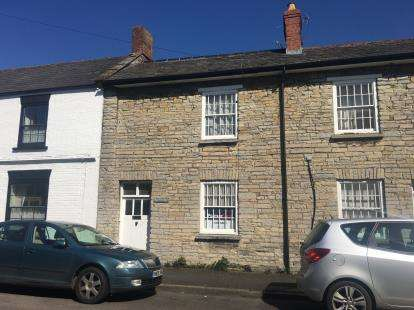 1 Bedroom Terraced House for sale in Somerton, Somerset