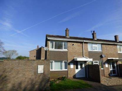 2 Bedrooms End Of Terrace House for sale in Dryden Court, Clinton Park, Tattershall, Lincolnshire