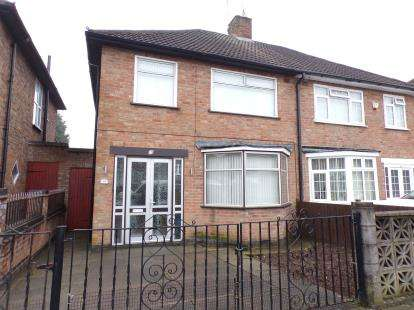 3 Bedrooms Semi Detached House for sale in Lydford Road, Leicester, Leicestershire, England