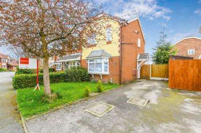 3 Bedrooms Semi Detached House for sale in Matlock Close, Great Sankey, Warrington, Cheshire