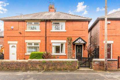 2 Bedrooms Semi Detached House for sale in Grafton Street, Heaton Norris, Stockport, Cheshire