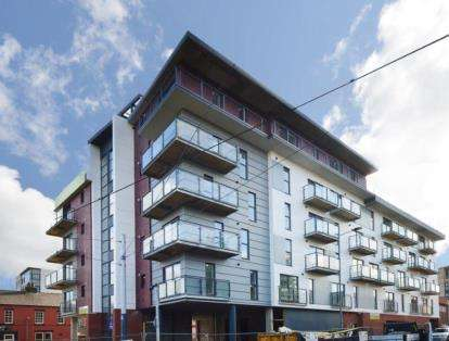 1 Bedroom Flat for sale in City Towers, 1 Watery Street, Sheffield