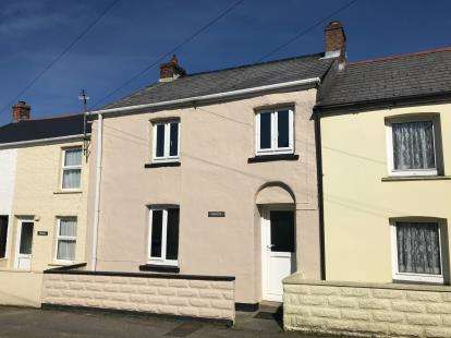 3 Bedrooms Terraced House for sale in Truro, Cornwall, Uk