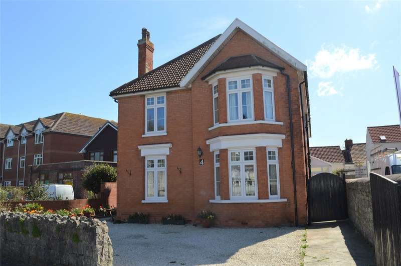 5 Bedrooms Detached House for sale in Manor Road, Burnham-on-Sea, Somerset, TA8