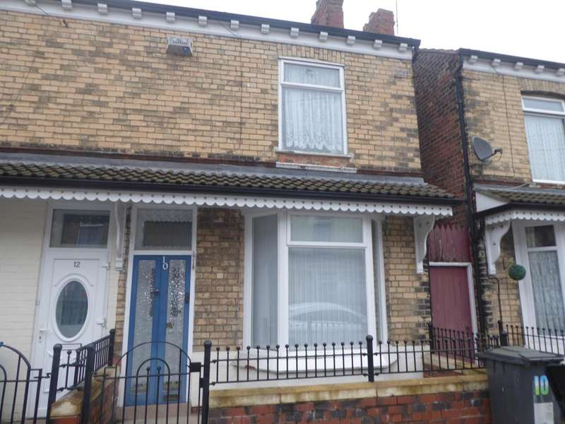 3 Bedrooms House for sale in Curzon Street, Hull, HU3 6PH